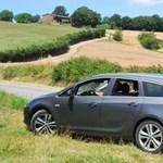 Opel Astra Sports Tourer teszt: 4156 kilométer alatt sem találtam hibát