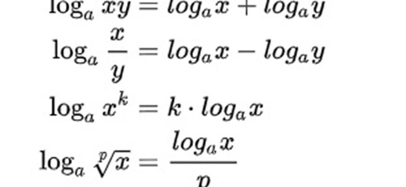 Viszlát, logaritmusos egyenletek!