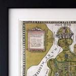 Páratlan lelet 1534-ből: rábukkantak a legrégebbi, királynős Európa-térképre