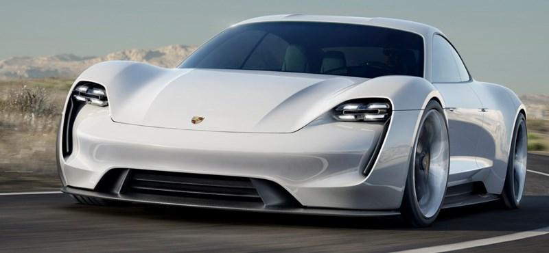 A Porsche adhatja az első komoly pofont a Teslának