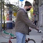 10 ezer forintra büntettek egy magyar fiatalt, mert elesett a kerékpárjával
