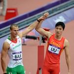 Elbukott az olimpián, de újra versenyezne a kínai gátfutó