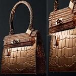 Szerény 2 millió dolláros táskával rukkolt ... 4268fae9db