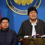 Pedofil kapcsolat miatt jelentették fel a volt bolíviai elnököt