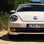 Volkswagen Beetle teszt: kicsit bogaras a hangulatom máma