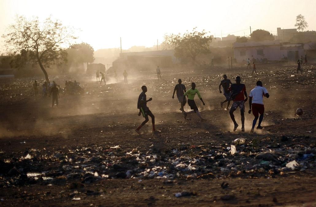 Malinagyítás MTI-AP, Mali, algéria, francia beavatkozás - mali katonák és támogatóik