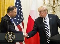 Nem tetszik az oroszoknak, hogy Trump katonái Lengyelországba jöhetnek