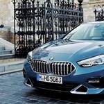 A Várkertnél bukkant fel egy még nem is kapható BMW
