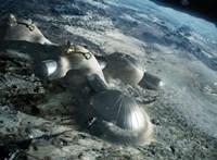 Az egy dolog, hogy a NASA mihamarabb vissza akar térni a Holdra, de ott is maradna