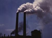 Meglepő módon is betehet az emberiségnek a légszennyezettség