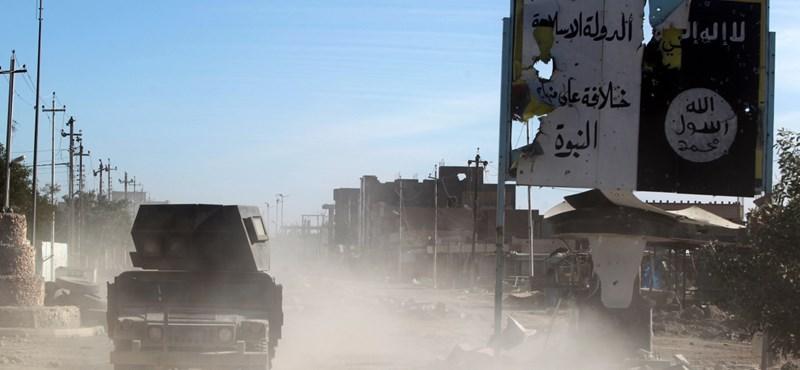 Durva pszichoaktív drogot szednek az Iszlám Állam harcosai