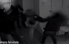 Videó: percekig ütötte egymást két férfi a tápiószelei családsegítő központban