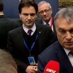Orbánon kitört a zsúrpubiláz, a brüsszeli vétóról is ez jut eszébe - videó