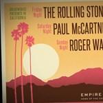 Egy színpadon lép fel McCartney, Dylan és a Stones a legendák fesztiválján