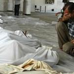 Újra mérges gázzal támadhatott az Aszad-rezsim