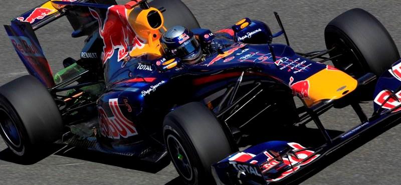 """Vettel: """"Másfél percig azt hittem, mindennek vége"""""""