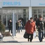 Többszázas elbocsátás a fehérvári Philipsnél