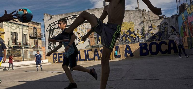 Megnyitotta stadionját a hajléktalanok előtt a River Plate
