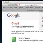 Webes e-mail adatok alapján is konfigurál mindent a Mountain Lion