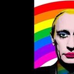 Betiltották a csókos szájú Putyint
