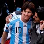 Argentína már fél lábbal a nyolcaddöntőben