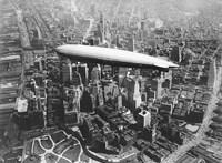 120 éve tette meg első útját a Zeppelin-léghajó