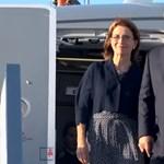 Megérkezett Izraelbe Orbán – videó