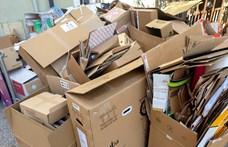 Pizzásdobozok pörgetik a papír-újrahasznosítást az Egyesült Államokban