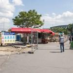 Bódék miatt csúszik a Határ úti végállomás átépítése
