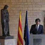 Teljes a tanácstalanság Katalóniában, az elnök nem jelentett be semmit