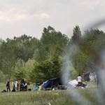 Kegyetlenségnek tartja az oxfordi tudós, hogy éheztetik a menekülteket a magyar határon