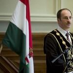 Áder elfogadta Patyi felmentését rektori tisztségéből