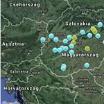 Szálló por: probléma van hét város levegőjével