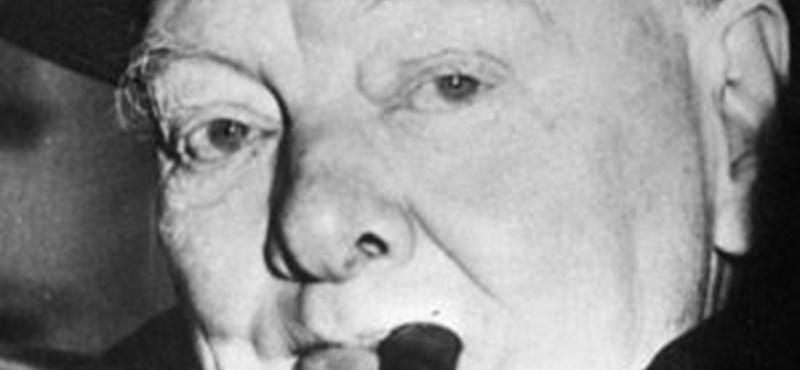 Benéztünk Winston Churchill luxus lakásába