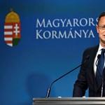 Szijjártó: Magyarország kiáll Ukrajna mellett