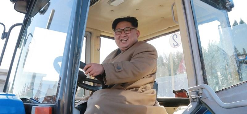 Újra hajlandó szóba állni a déliekkel Kim Dzsong Un