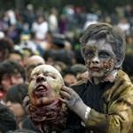 Vérben forgó szemű zombik foglalták el Mexikóvárost