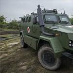 Itt vannak a Komondorok, az új magyar harcjárművek – fotók