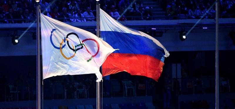 Már holnap kitilthatják az oroszokat az olimpiai játékokról