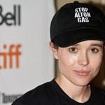 Transzneműként bújt elő Elliot Page hollywoodi színész