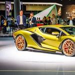 Búcsút intett az autókiállításoknak a Lamborghini