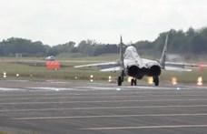 A szakértő szerint a Kecskeméten parkoltatott MiG-ek már csak vashulladéknak jók
