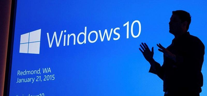 A Windows 10 lesz a legutolsó Windows