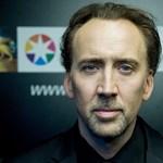 Így még biztosan nem látta Nicolas Cage-et - fotó