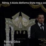 """Röhrig Géza: """"A titok egyetlen egy szó: zsinagóga"""" – videó"""