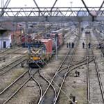 Összeütközött és kisiklott két tehervonat Kelenföld és Ferencváros között
