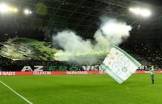 Ötmillió forintos büntetést kapott a Ferencváros