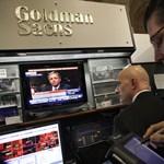 Rosszabb 2012-re számít a Goldman Sachs
