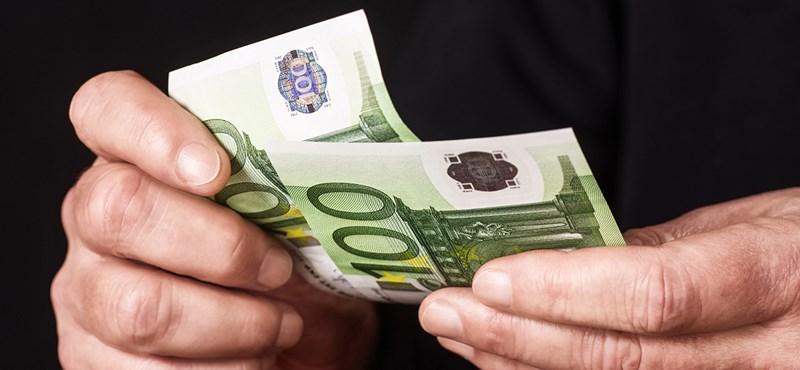 És akkor 320 forintos euróval készülhetnek a magyarok a nyaralásra