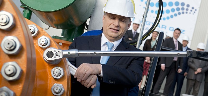 Nem vette meg a Mol Orbán régi kedvenc szlovák–magyar gázcsövét